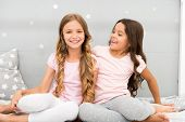 Girls sisters spend pleasant time communicate in bedroom. Sisters older or younger major factor in siblings having more positive emotions. Benefits having sister. Awesome perks of having sister. poster