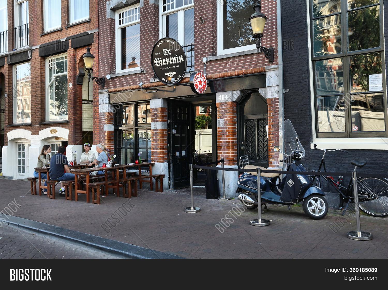 Amsterdam Netherlands Image Photo Free Trial Bigstock