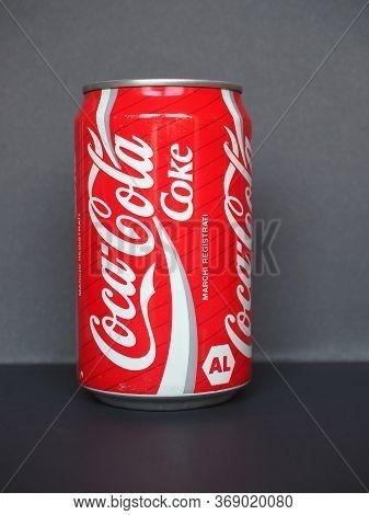 Coca Cola - May 2020: Coca Cola Can