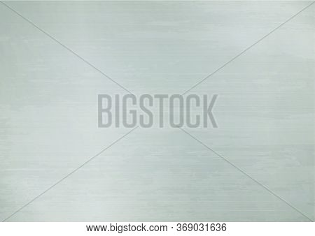 Stainless Steel Or Aluminum Texture Background.vector Illustration