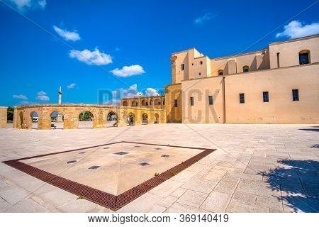 Leuca In Salento - Puglia Region - Italy Province Of Lecce