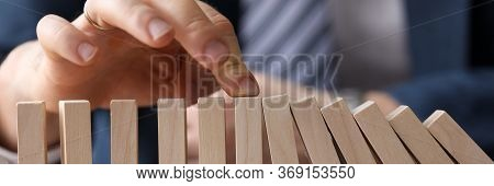 Construction Vertical Bars Falls, Man Corrects. Motive For Labor Exploits. Need For Self-affirmation