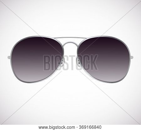 Aviator sunglasses. illustration sunglasses. background sunglasses. Aviator sunglasses. sunglasses closeup.sunglasses elegance. sunglasses  icon. sunglasses