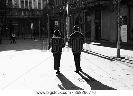 People In City Street. People City Life Lifestyle. City People. Busy People. People Walking On Stree