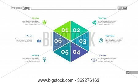 Hexagon Diagram. Business Data. Step Diagram, Option Chart, Layout. Creative Concept For Infographic