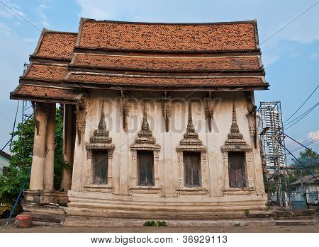 Old Historic Temple