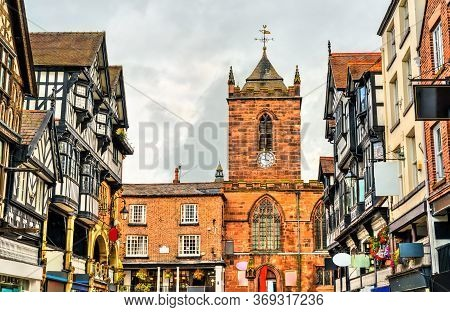 St Peters Parish Church In Chester - Cheshire, England