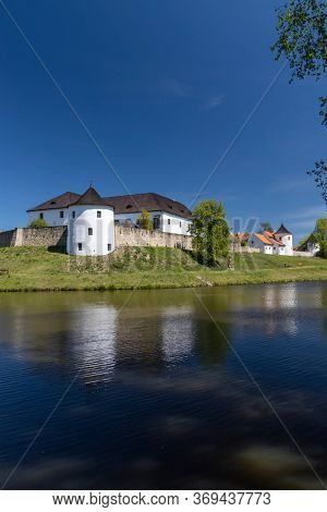 Stronghold of Zumberk, Southern Bohemia, Czech Republic