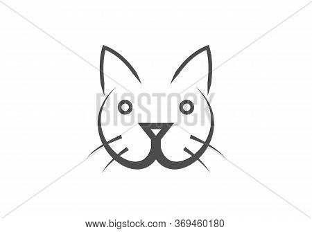 Pet Logo Design . Dog Cat Logo . Animal Pet Care Logo . Vet Logo, Pet Store . Pet Health Logo . Home