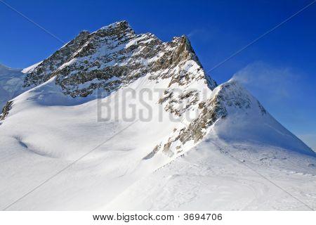 Mount Jungrau, Switzerland