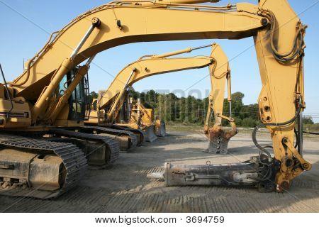 Construction Lineup