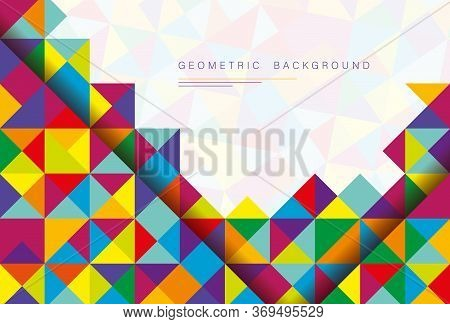 Abstract Background.Geometric pattern, triangles vector background in black and gray tones. Abstract Background. vector illustration. Background. Background Of Gradient Smooth Background Texture On Elegant Rich Luxury Background Web Template Or Website Ab