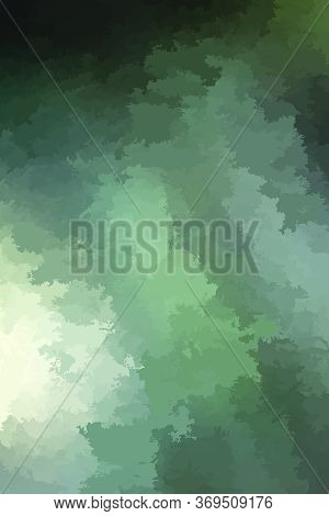 Abstract Modern Vector Background, Vertical Format. Digitally Generated Contemporary Wallpaper. Dark