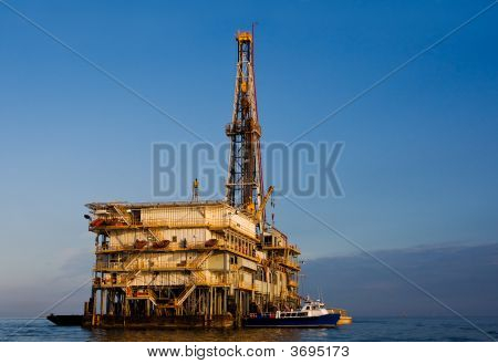 Galveston Bay Rig