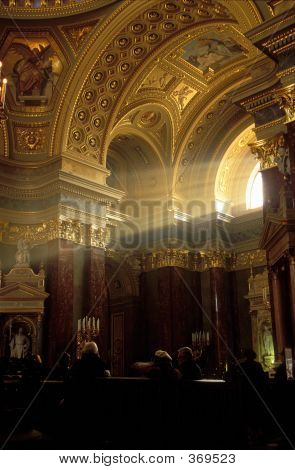 Shine In A Church