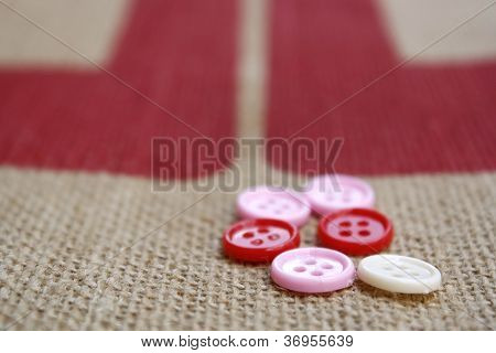 clothing button
