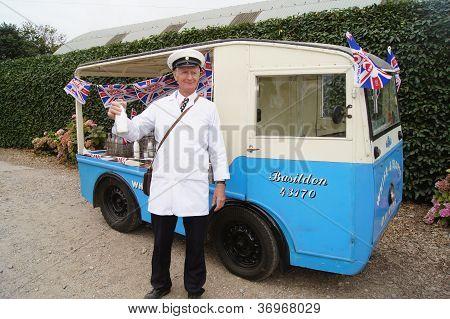 Traditional Milkman