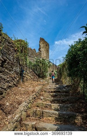 Via Dell'amore (the Way Of Love), The Famous Hiking Trail That Runs Through The Cinque Terre, Riomag