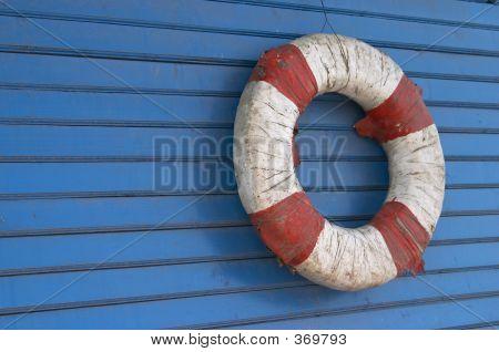 Vintage Life-buoy