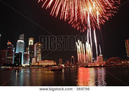 Celebration In Singapore