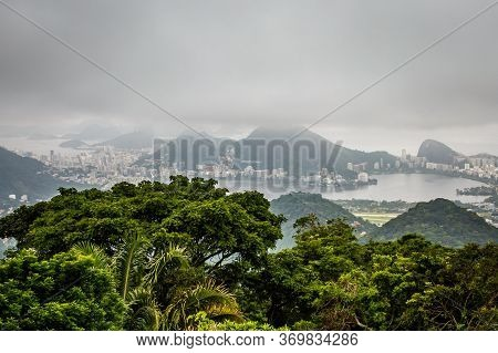 Cloudy Weather In Rio De Janeiro, Brazil.