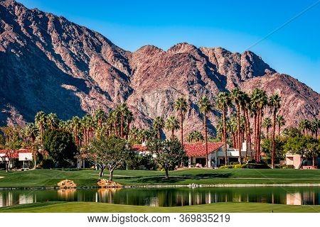 Golf Course, Palm Springs, California