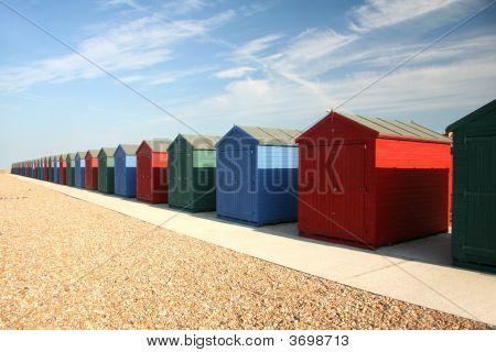 Modern Beachhuts