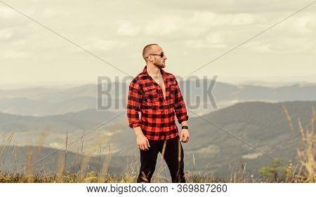Guy Enjoy Freedom. Discover World. Masculinity And Male Energy. Achieve Freedom. Free And Wild. Valu