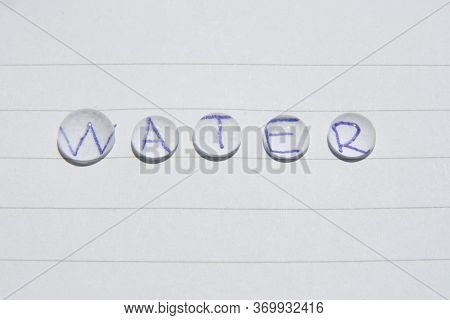 Message In A Water Drop. Motivation Message In A Water Drops.