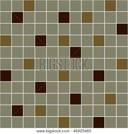 Ceramic Tile Seamless Pattern