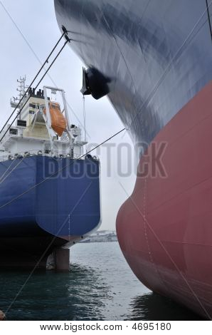 Oil And Gas Industry - Crude Oil Tankers