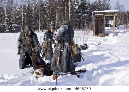 Soviet-finnish War 1939-1940: Marauders