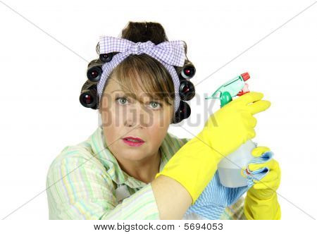 Spray Bottle Housewife