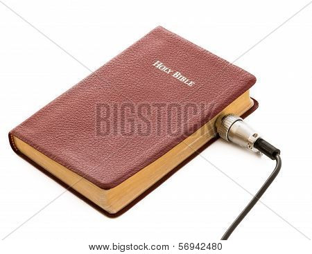 Concepts with the Bible or The Word of God