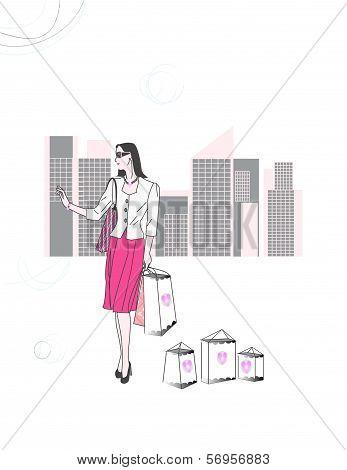 Valentine Shopping