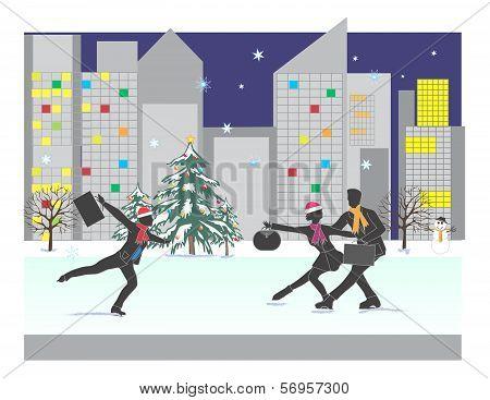 Corporate Skate