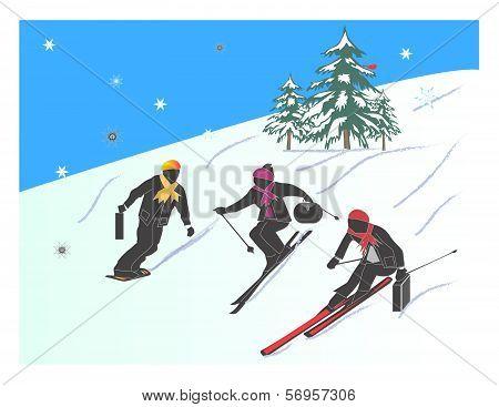 Corporate Ski Snowboard
