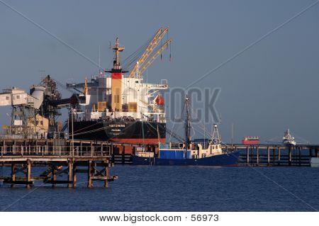 Loading Dock...