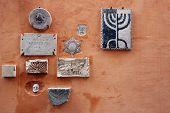 Jewish Symbols In Rome