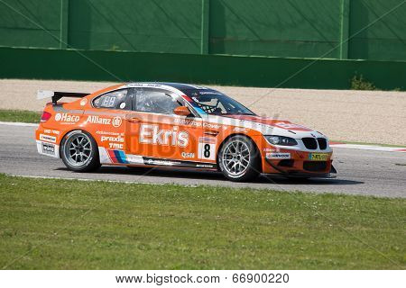 Bmw M3 Gt4 Am Race Car