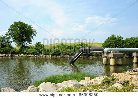 Waste Water Outfall