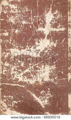 Shabby Texture, Background Of Brown Color