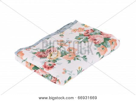 Beautiful handmade quilt.