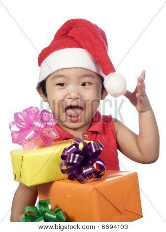 Littlegirlwithgift1