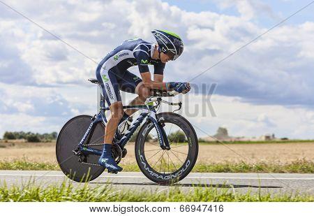 The Cyclist  Rui Costa