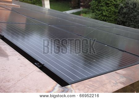 Photo-voltaic Solar Power