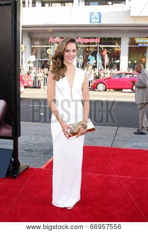 LOS ANGELES - JUN 17:  Bailey Noble at the HBO's