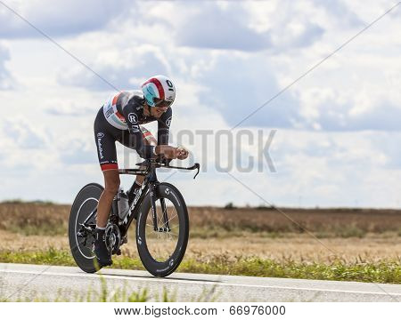 The Cyclist Andreas Kloden