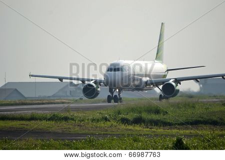 Citilink airplane