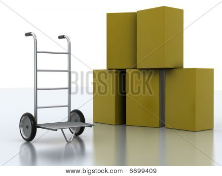 Delivery Cart